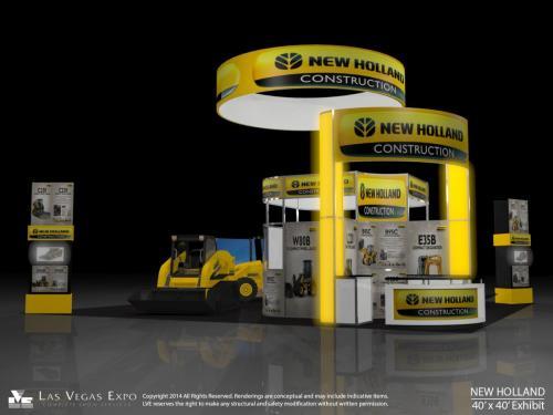 New Holland 1C
