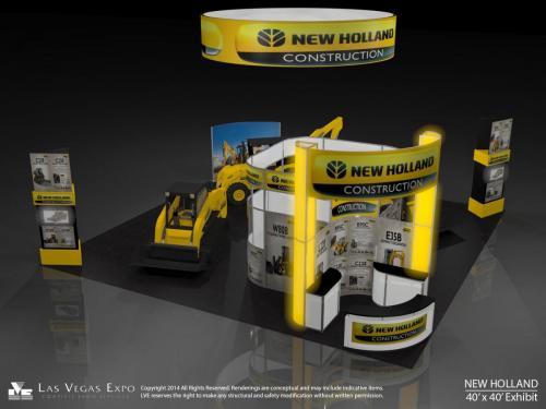 New Holland 2C